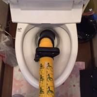 富士市宮島洋式トイレ詰まり修理