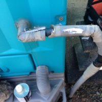 静岡県駿東郡函南町塚本 給水管一部補修