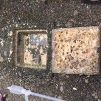 静岡県御殿場市中清水 高圧洗浄作業