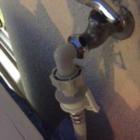 掛川市 洗濯蛇口水漏れ修理