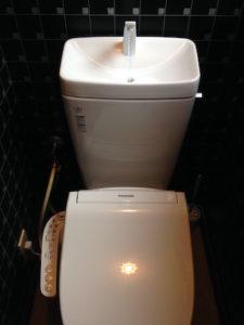 掛川市 トイレ水漏れ修理