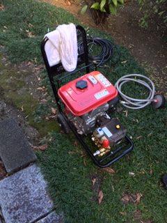 浜松市 屋外排水管詰まり修理