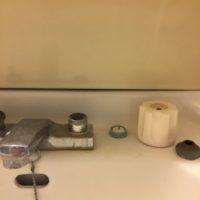 浜松市 洗面蛇口水漏れ修理