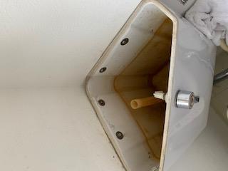 浜松市 トイレ水漏れ修理