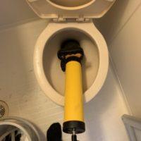 磐田市 トイレつまり修理