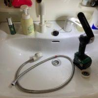 浜松市 蛇口水漏れ修理