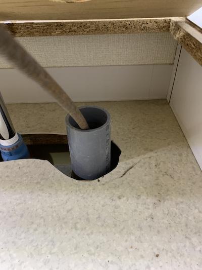 掛川市逆川 高圧洗浄作業