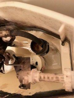 周智郡森町天宮 トイレ水漏れ修理