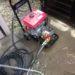 掛川市 排水管高圧洗浄作業